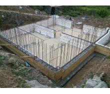 Будівництво монолітної енергоефективного виробничої будівлі